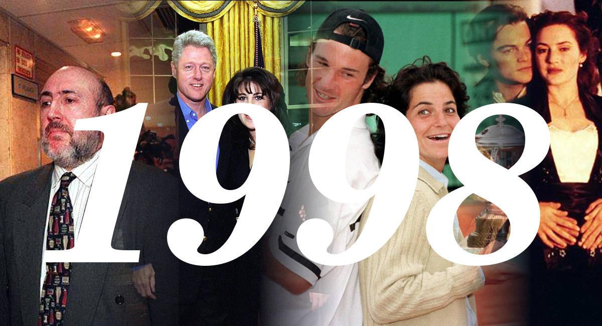 El Mundo en 1998