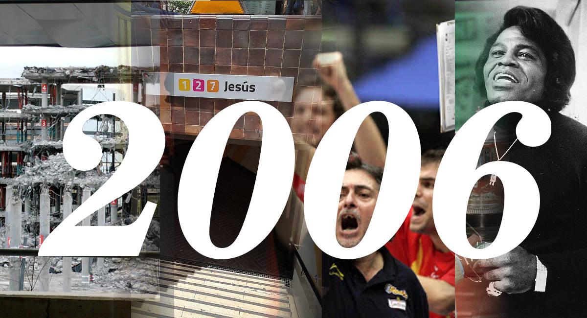 El Mundo en el 2006