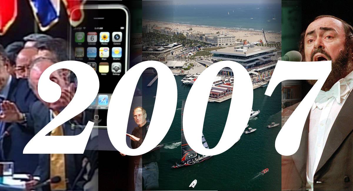 El Mundo en el 2007