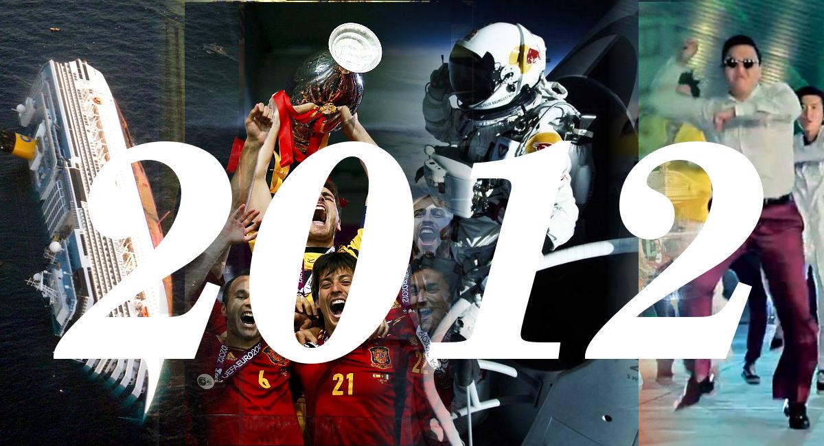 El Mundo en el 2012